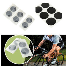 6pcs Bicycle Bike Tire Tyre Puncture Repair Piece Round Rubber Patch 25mm hot F7