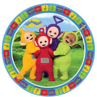 Teletubbies Boy/ Girl Birthday Party Supplies Tableware Decorations Plates