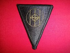 US Army 83rd Infantry Division Merrow Edge Patch *Unused*