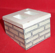 VINTAGE 1980's LUNDBY DOLLS HOUSE GOTHENBURG CHIMNEY