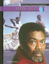 Alvin Ailey (The Library of American Choreographers)-ExLibrary