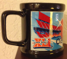 Official SUPER BOWL 41 SOUVENIR MUG-Only Used For Display-February 4, 2007