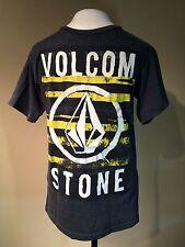 distressed VOLCOM STONE Mens SM Small Shirt tshirt tee t t-shirt skate surf bmx