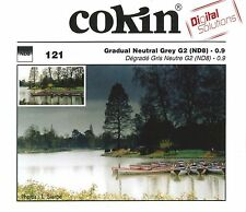 COKIN P SERIES P121 GRADUAL GREY G2 (ND8) FILTER