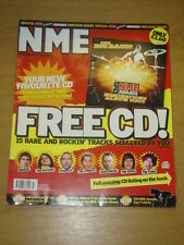 NME 2003 FEB 15 OASIS DATSUNS COLDPLAY STREETS + CD