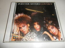 CD  Pointer Sisters - Contact