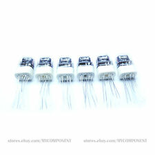 IN-17 / NIXIE TUBES FOR CLOCK / 6 NEW NOS =TESTED=