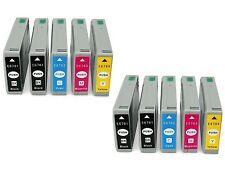 10PK NON-OEM INK EPSON T676XL 676XL WP-4010 WP-4090 WP-4520 WP-4590 WP-4540 4530