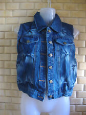 4happyshopping ladies/girls/women tops & T-shirt/ denim shrug