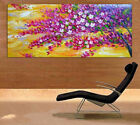 Huge Modern Abstract hand-painted Art Oil Painting Wall Decor canvas NO framed