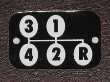4 Speed Shift Decal Sticker 240 Utility 404 IH Farmall Tractor International NEW