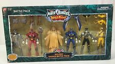 Power Rangers Wild Force ~ 6 Figure GIFT SET~ Bandai ~ 2002 ~ MISB