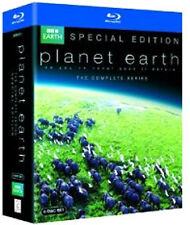 PLANET EARTH SPECIAL EDITION - BLU-RAY - REGION B UK