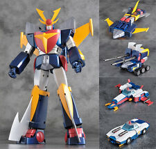 BANDAI SOUL OF CHOGOKIN GX-53 DAITARN 3 MACH PATROL NUOVO ESPOSTO NEW EXPOSED