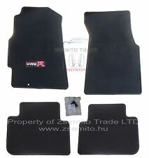 Honda Acura Integra DC2 Type R FLOOR MAT CARPET SET LHD Genuine OEM ITR 1995-01