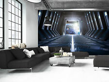 Earth,Space Station Wall Mural Photo Wallpaper GIANT WALL DECOR PAPER POSTER