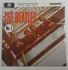 The Beatles The Beatles No. 1 CD-Single UK portada carton