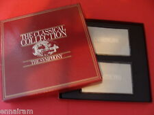 Classical Collection The Symphony 2 Cassette set 1986 Beethoven Mozart Haydn +