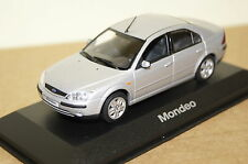 Ford Mondeo silber 1:43 Ford/ Minichamps neu + OVP