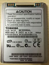 Toshiba MK3008GAL 30GB Zif 5mm Hard Drive Apple Ipod Video Classic Microsoft 1.8