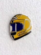 Joey Dunlop Isle Of Man TT Helmet Pin Badge, Hailwood, Ivy, Sheene, Ulster GP...