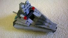 star wars  star destroyer space ship fits lego