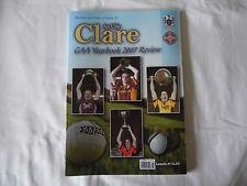 2007 CLARE GAA Yearbook Gaelic Games Hurling Football
