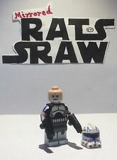 Lego Star Wars minifigures - Clone Custom Troopers --- Captain Rex (Rebels)