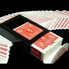 Magic Vanishing /Disappearing Deck Cards & Box Case Close-Up/Street Trick Toy