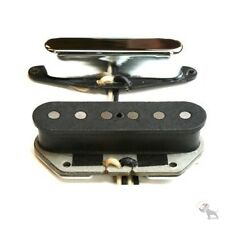 Bare Knuckle Pickups Tele Piledriver SIngle Coil Nickel Telecaster Pickup Set