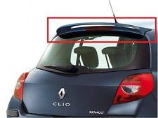 RENAULT CLIO III MK3 REAR ROOF SPOILER NEW