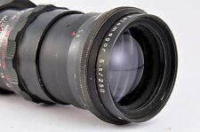 2837 Meyer Optik Görlitz Telemegor 5.5 / 250  M42 Objektiv  Lens  DDR