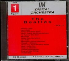 IM DIGITAL ORCHESTRA - The Beatles - 1 - SPAIN CD IM 1992 - Temas Instrumentales