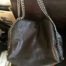 Intrend by Max Mara leather leder Falabella chain bag tasche net a porter