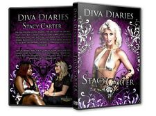 Stacy The Kat Carter Shoot Interview Wrestling DVD WWE WWF Jerry The King Lawler