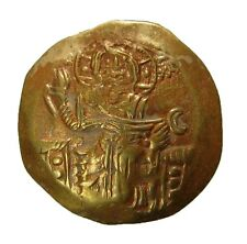 EMPIRE of NICAEA_JOHN III DUCAS VATAZES 1222-1254 GOLD 4.25g/25mm MAGNESIA R-847