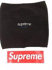 Supreme Polartec® Fleece Neck Gaiter Black OSFA FW16