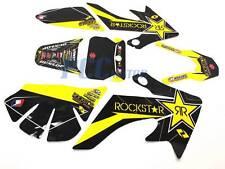 ROCKSTAR GRAPHICS DECAL STICKERS HONDA CRF50 SDG SSR 107 110 125 U DE60