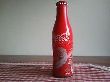 1 Bouteille de Coca Cola  Noel 2013 - Christmas - 25cl - Pleine et Neuve