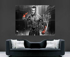 RANDY ORTON WWE POSTER WRESTLING WRESTLER THE VIPER PICTURE WALL ART GIANT