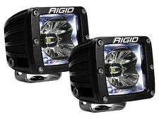 SIDE BY SIDE UTV OFFROAD TRUCK MARINE RIDGID IND LED RADIANCE LIGHTS (PAIR)
