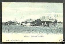 Lembang Boerderij Vrijheidslust Boer War Java Indonesia 1903