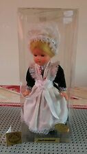 VINTAGE Stoll-puppen fatto a mano Folklore Doll Made in Germania Ovest
