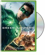 Green Lantern  DVD Ryan Reynolds, Blake Lively, Peter Sarsgaard, Mark Strong, Ti