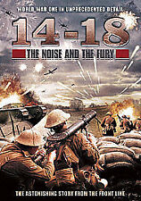 14 - 18: The Noise And The Fury [DVD], Very Good DVD, , Jean-François Delassus