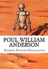 Poul Anderson, Science Fiction Collection by Poul Anderson (2014, Paperback)