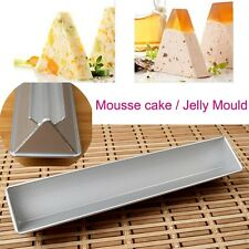 Triangle Mousse / Chiffon Cake Jelly Pudding Tins Pan Mould Baking Tool Bakeware