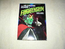 The Hilarious House of Frightenstein DVD 3-disc box set Vincent Price 9 episodes
