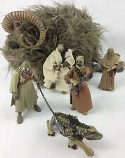 STAR WARS 30th Anniversary BANTHA & TUSKEN RAIDERS Figures Hasbro!