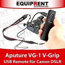 Aputure V-Grip VG-1 USB Fernbedienung für Canon DSLR und Rig (EQY94)